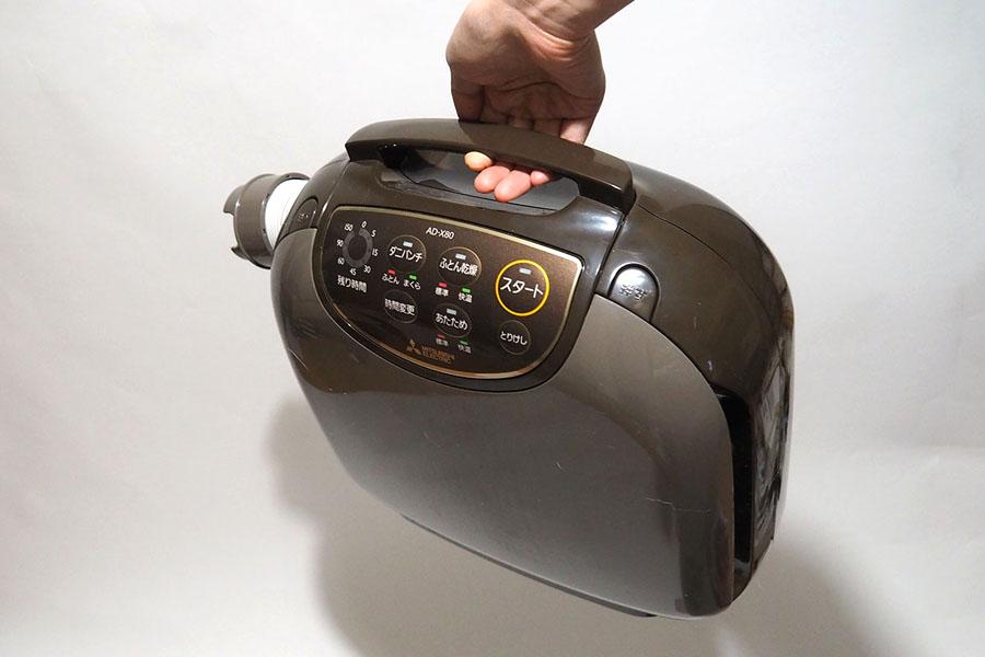 ダニ 布団乾燥機