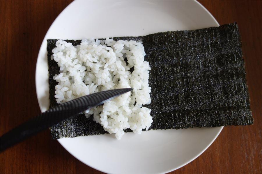 酢 飯 手 巻き 寿司