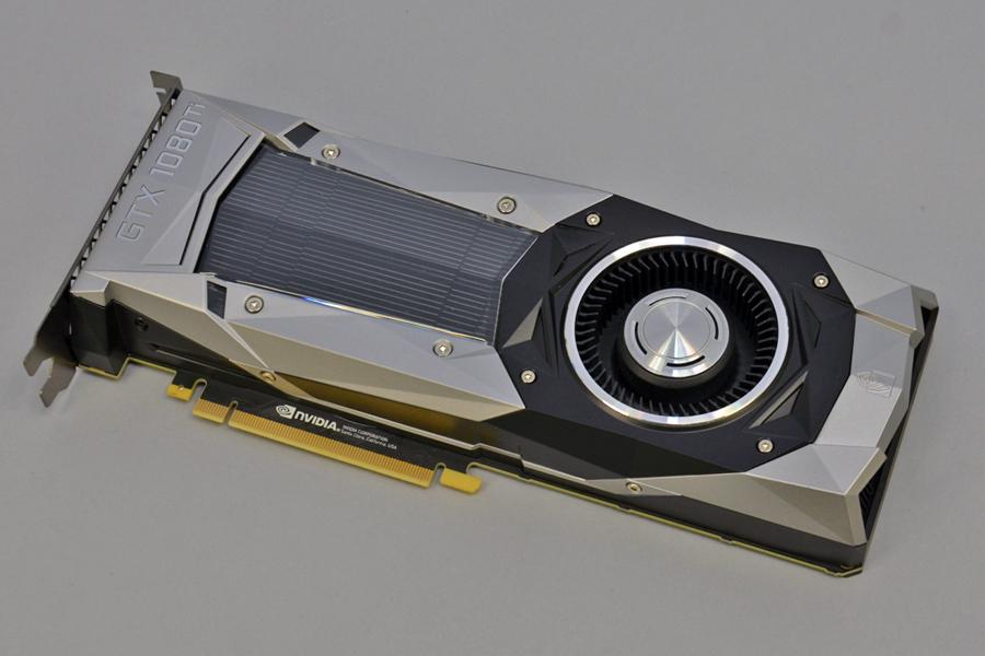 最速のゲーミングGPUをうたうNVIDIA「GeForce GTX 1080 Ti」の実力は本物か?