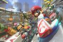 Nintendo Switchの「マリオカート8 デラックス」が登場!