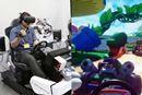 国内最大級のVR体験施設「VR ZONE SHINJUKU」の新作VRアクティビティを体験!