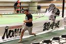 パラシュートを背負って走れ! 空気抵抗で下半身を徹底トレーニング