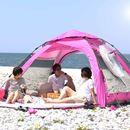 快適! 猛暑の砂浜ですずしく過ごせる「ビーチテント」7選+1