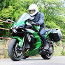スーパーチャージドエンジンの加速感が衝撃的! カワサキ「Ninja H2 SX SE」が過激で楽しい!!