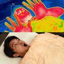 氷点下5℃の部屋で寝てみた! 羽毛布団より温かい「ホオンテック掛け布団」