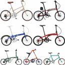 《2021年》おしゃれで性能もいい折りたたみ自転車・ミニベロ9選!失敗しないための選び方も!!