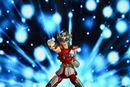 君の小宇宙は燃えているか!? 初代「聖闘士星矢」フィギュアの再現度に感涙!