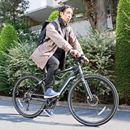 自動でアシスト切り替え! 数々のギミックに心躍るBESVのクロスバイクタイプのe-Bike