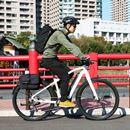 東京横断55km! パナソニックのクロスバイクタイプのe-Bike「XU1」で観光地巡り