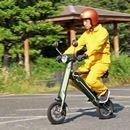 バイク初体験でも大興奮! 折りたためる電動バイク「BLAZE SMART EV」はやっぱり楽しい!!