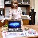 女性ゲーマーがさらにキュートに! ピンク色の本格派ゲーミングデバイスを揃えちゃった