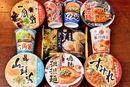 セブン-イレブンの「名店再現カップ麺」10品をプロが採点! 再現度が高いのは?