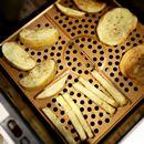 揚げないフライヤー「レコルト」でポテチを作ろう! 揚げたのとどっちが美味しい?