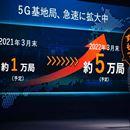 エリア拡大の切り札、KDDIの4G用周波数帯の5Gへの転用開始は来年度から