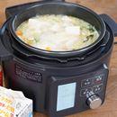 アイリスオーヤマの電気調理鍋で簡単&安全にあったか鍋物【動画】