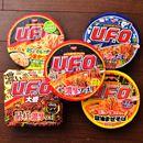「日清焼そばU.F.O.」が乱発! 「史上最ドロソース」から「どん兵衛コラボ」まで食べ比べ