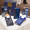 人気銘柄「ラッキー・ストライク」が加熱式タバコ「グロー・ハイパー」専用でついに登場!