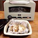 """アラジンの最上級オーブントースターは""""酒蒸し""""も自動で作れるすぐれモノ【動画】"""