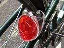 リア用セーフティライトで、自転車走行の安全対策