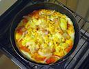 魚焼きグリルで、窯焼きの本格派ピザを再現できるプレート