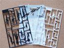 立体パズルのような、組み立て式のシャープペンシル