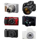 《2021年》おすすめデジカメ15選! 5つのタイプ別に人気モデルを紹介