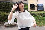 ウェアラブル扇風機! 服の中に風を送る「ジェットファン」で猛暑も快適!?