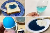 食欲が減退するってホント!? 食卓を爽やかに「青一色」で彩ってみた