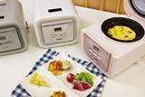 冷凍ごはんもおいしい! ごはんとおかずが同時に作れる炊飯器「tacook(タクック)」に新モデル登場