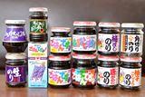 「ごはんですよ!」で有名な桃屋の「のり佃煮」全10品を食べ比べ!
