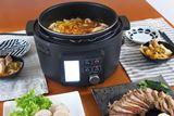 大人気! アイリスオーヤマの電気圧力鍋は4Lタイプもやっぱり便利