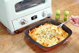 アラジントースターは調理器として優秀すぎ! 手抜きに見えない激うまペンネグラタン【動画】