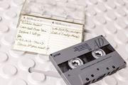 うれし恥ずかし「思い出のカセットテープ」をMP3データにしてみた