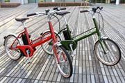 """脱""""ママチャリ""""! シニア世代に贈る、使いやすくておしゃれな「Jコンセプト」の電動アシスト自転車"""