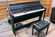シンセの名門コルグが作ったBluetooth電子ピアノ「G1 Air」登場