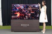 ソニーが有機ELテレビ「BRAVIA A1」など映像関連新製品を一挙発表