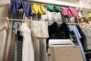 部屋干しを1年中カラッと乾かしたいなら、やっぱりハイブリッド式の衣類乾燥除湿機!