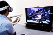 究極のVR体験! 専用ガンコンで没入感MAXのPS VR向けゲーム「Farpoint」をプレイ