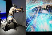 エヴァに乗り込みかめはめ波を撃ちまくる! 「VR ZONE SHINJUKU」で超現実に吹っ飛ばされてきた