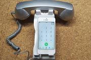 """スマホに""""受話器""""がついちゃった! ※もちろん通話もできます"""
