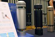 Bluetoothスピーカーとしても使える、ワイドFM対応ラジオ「Hint BLE Radio」発表会レポート