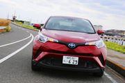 トヨタ C-HR 試乗評価&実燃費テスト/プリウスを超える魅力を持つコンパクトSUV
