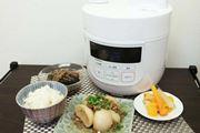 シロカの電気圧力鍋だけで、1週間の夕食を作ってみた(再び)