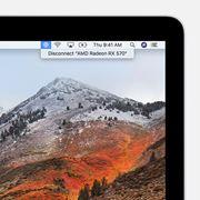 「MacBook Pro」で外付けGPUが使える! macOSの最新アプデで対応