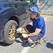 タイヤ交換があっという間! あると便利な自動車用インパクトレンチ