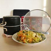 揚げ物3種の神器! 家でも簡単に天ぷら、から揚げ、フライが作れる