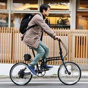 """街乗り""""最強""""電動アシスト自転車かも!? デイトナ最上位モデル「DE01X」の完成度に感動!!"""