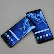 今期注目のハイエンドスマホ、「Galaxy S9」&「Galaxy S9+」、24時間使用レビュー
