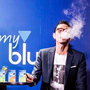 世界有数のタバコメーカーが、ノンニコチン電子タバコ「myblu」をリリース!