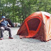 90秒で設営できるテント! ロゴス「エアマジック ドーム」なら初めてのキャンプでも失敗知らず